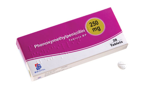 Phenoxymethylpenicillin