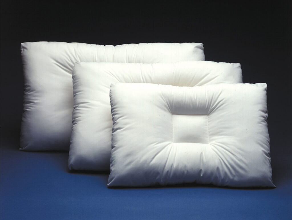 pillows are comforting in a sickle cell crisis